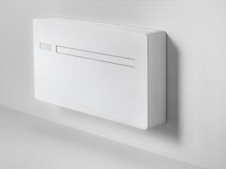 Wandmontage unserer Klimaanlagen.