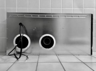 Ventillationsbox - links