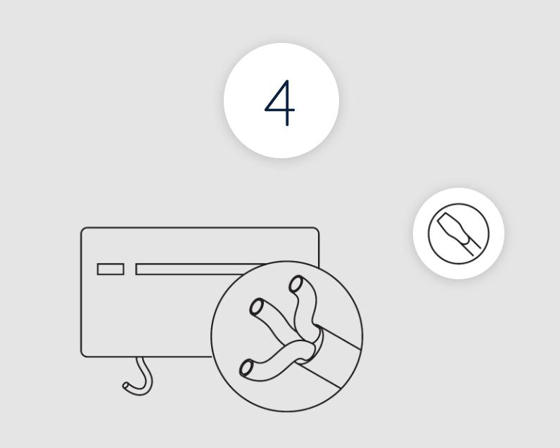 Montage - Schritt 4